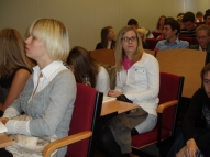 Skolēnu-uzņēmēju seminārs 30.09.10.